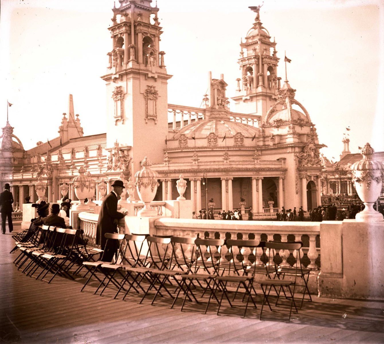 The Franco-British Exhibition of 1908