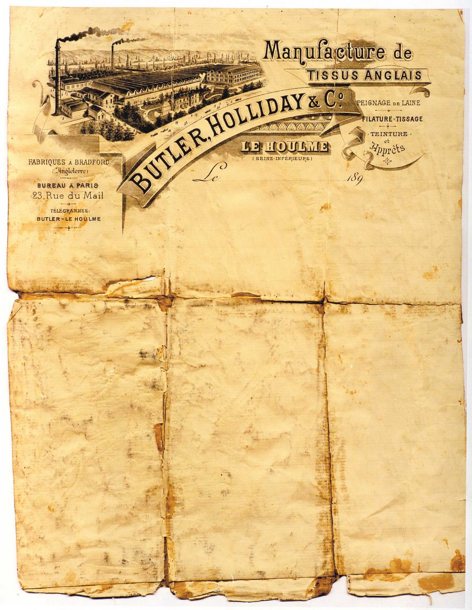 Butler-Holliday & Co : Company incorporation's deed