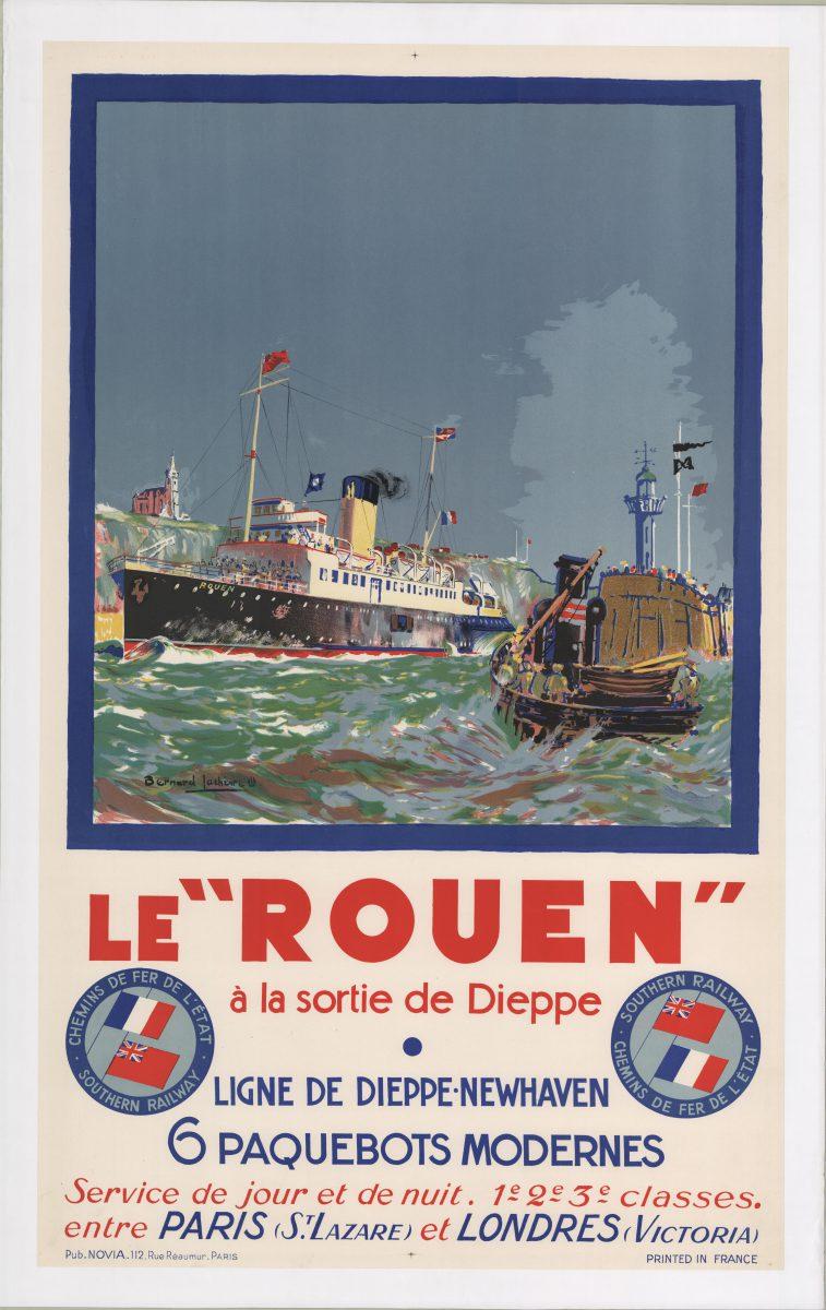 Poster Le Rouen