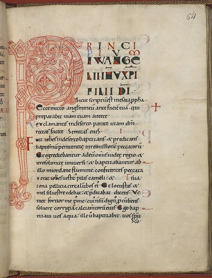 The Gospels of Jumièges